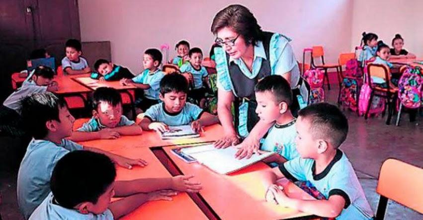 GRE Arequipa evalúa a estudiantes de las once UGEL