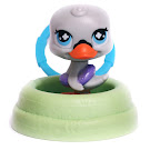 Littlest Pet Shop Special Swan (#695) Pet