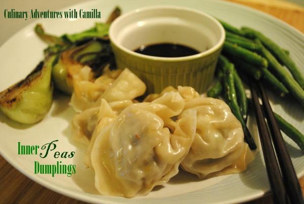 Inner Peas Dumplings