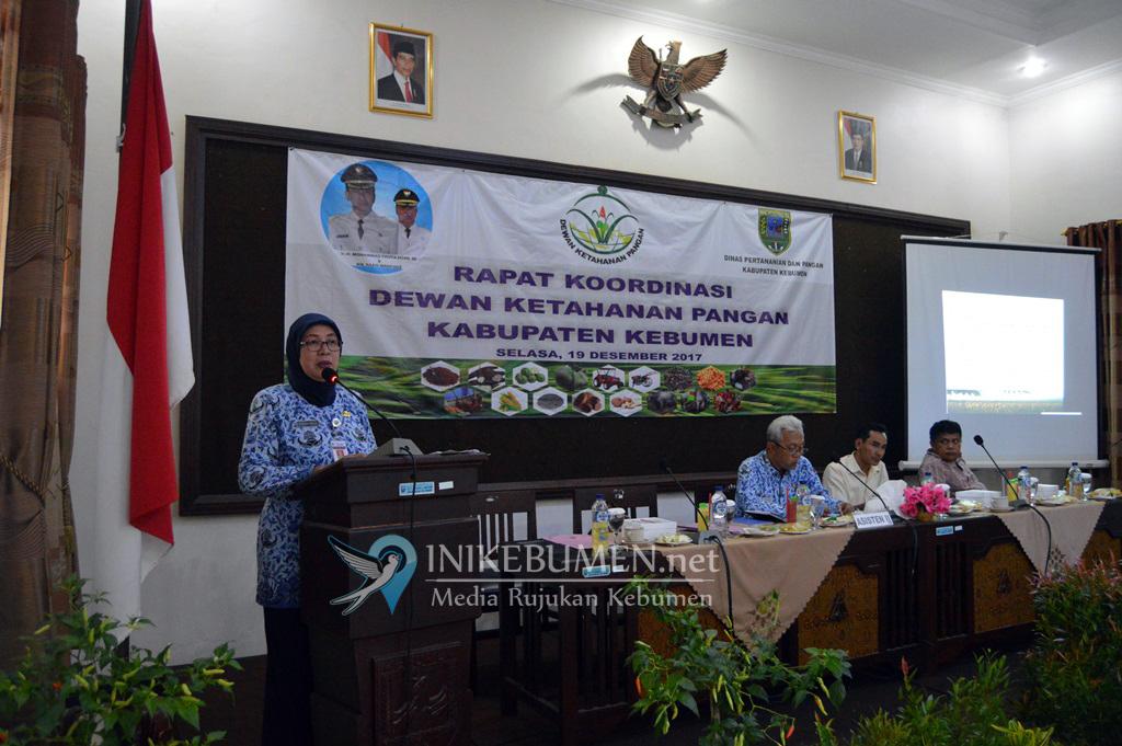 Pemkab Kebumen Dorong Masyarakat Beralih Konsumsi Pangan Lokal