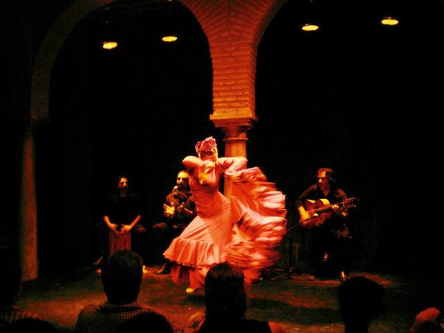 El flamenco, Patrimonio Cultural Inmaterial de la Humanidad