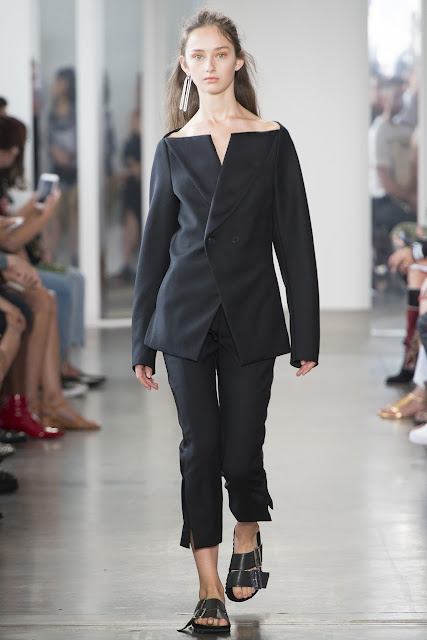 Dion Lee Spring 2017 NYFW