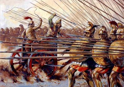 Μάχη των Γαυγαμήλων ( ΒΙΝΤΕΟ)