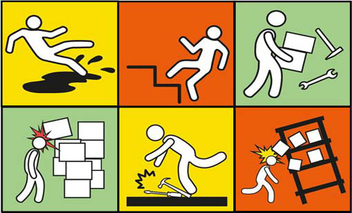 El blog de fol l3 riesgos en el comercio tema 9 for Prevencion riesgos laborales oficina