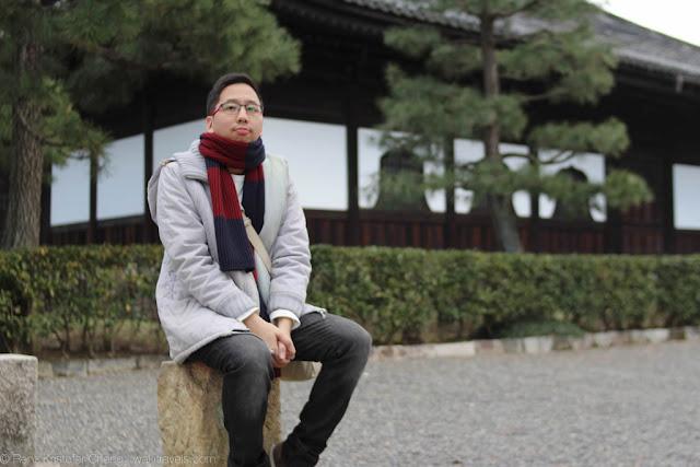 Renz Cheng in Japan 2016