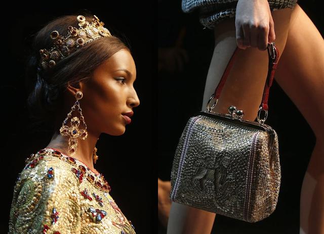 JULES FASHION: Le défilé Dolce & Gabbana Prêt à porter