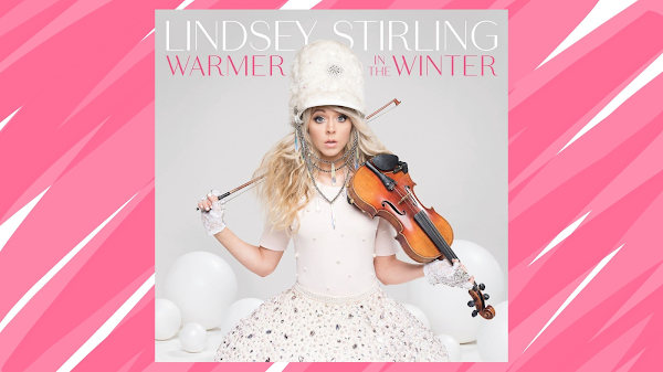 'Eclectic Christmas' Spotify Playlist Features The Stellar Lindsey Stirling And More!