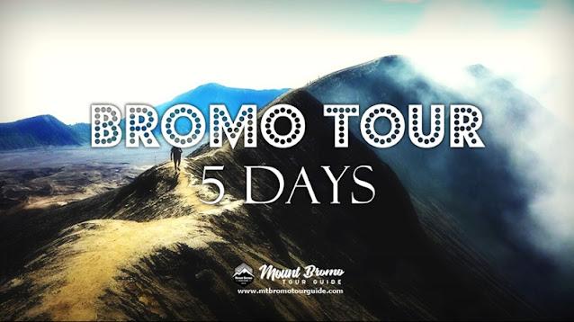 Mount Bromo Tour 5 Days 4 Nights | Ijen Crater - Mount Bromo - Malang Batu City Tour