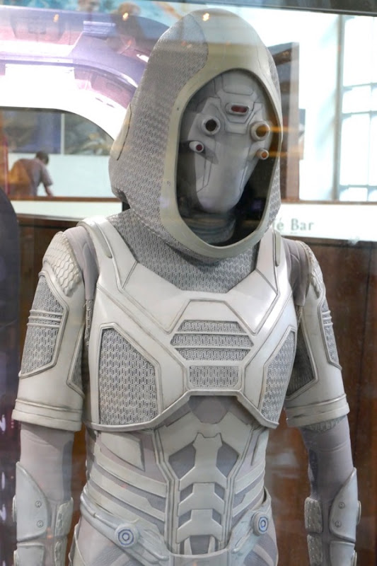 Ant-Man and Wasp Ghost costume