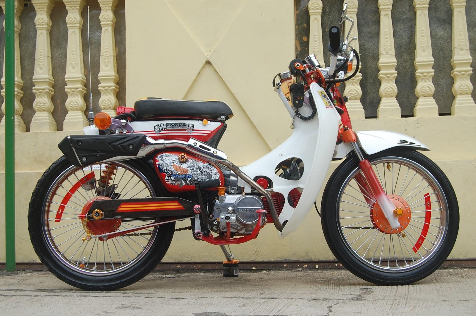 88 Modifikasi Motor Astrea 800 Sederhana Terupdate Gendoel Motoer