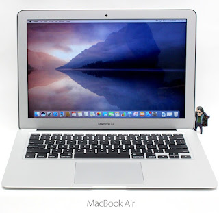 "MacBook Air Core i5 ( 13"" Early 2017 ) Fullset"