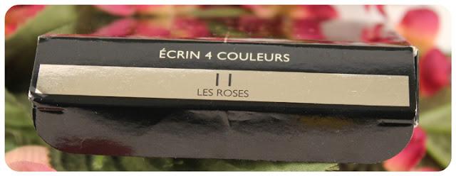 Guerlain Ecrin 4 Couleurs 11 Les Roses