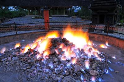 Sejarah Api Abadi Mrapen di Grobogan Purwodadi