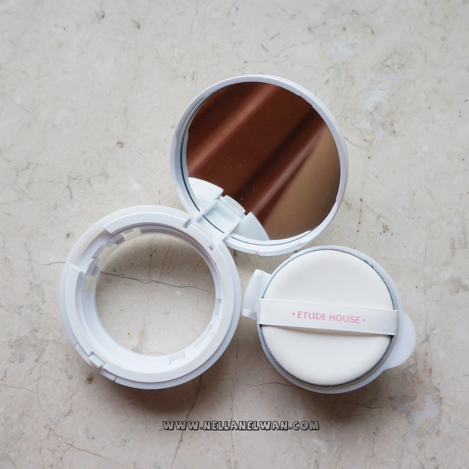 Bioaqua Cream Air Bb Cushion Review Natural Colour 01 Box Orange This Push Option Helps You To Pop Out The Whole Sponge Part Those Who Familiar With Cushions Know That Can Buy