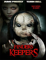 pelicula Finders Keepers (2014)