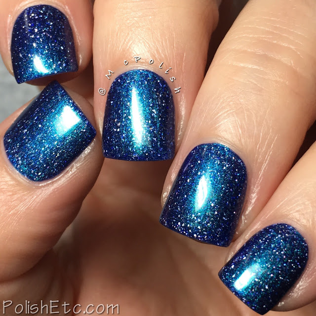 KBShimmer - Holo-Day Collection 2017 - McPolish - Why So Sirius?