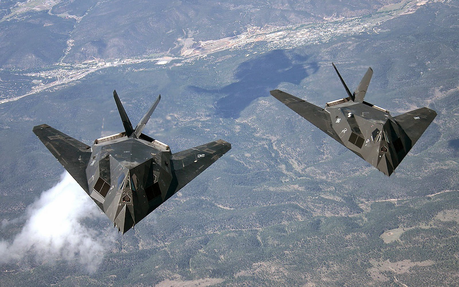 Wallpapers Lockheed F 117 Nighthawk Aircraft Wallpapers
