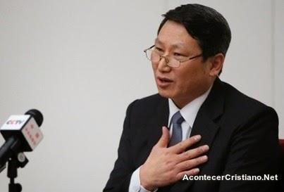 Misionero coreano Kim Jung-wook