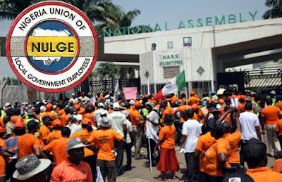 NULGE protests, demands LGAs autonomy