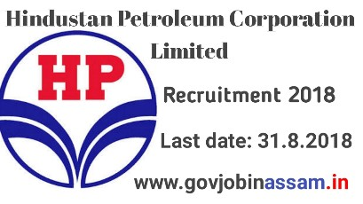 hpcl recruitment 2018, HPCL Recruitment 2018