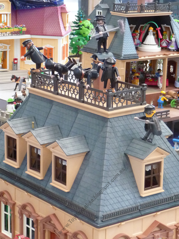 Diorama Playmobil Mary Poppins
