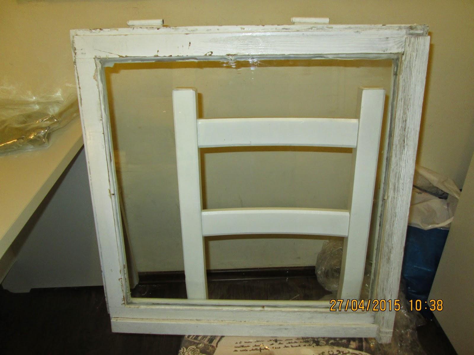 IMG 0002 - מה עושים עם חלון ישן?