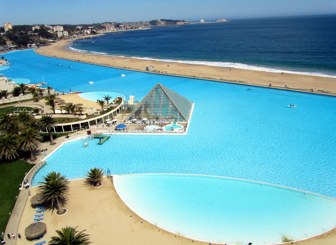 Solid planet 05 01 2012 06 01 2012 - San alfonso del mar resort swimming pool ...