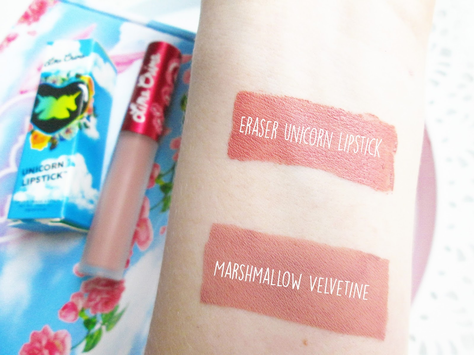 Lime Crime 2 Moods Duo Review & Swatches | Dainty Alice