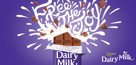Pawprint Stamped: #FreeTheJoy with Limited Edition Cadbury Dairy Milk Christmas Flavors
