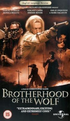 Brotherhood of the Wolf (2001) คู่อหังการ์ท้าบัลลังก์