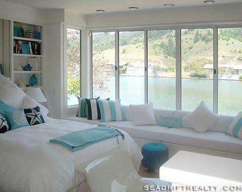 Beach House Master Bedroom Decorating Ideas