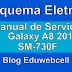 Manual Service Samsung Galaxy A8+ 2018 SM-A730F