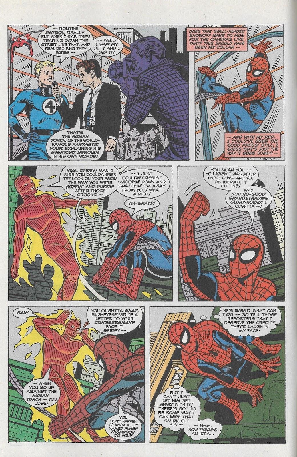 Bronze Age Babies: Date Night: Untold Tales of Spider-Man