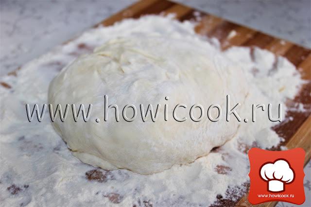 рецепт теста на кефире для пирожков с фото