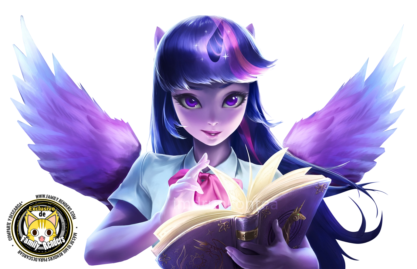 render Twilight Sparkle
