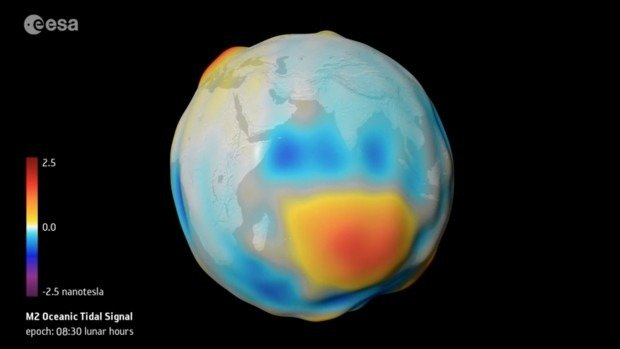 Scientists found Second Magnetic Field of Earth