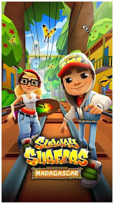 Subway Surfers Mod v 1.53.1 Madagaskar Update Terakhir