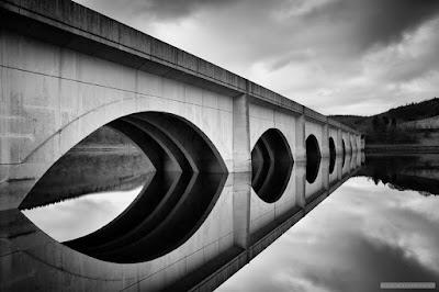 Reflections Ladybower Reservoir