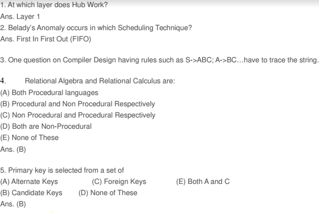 Ibps Specialist Officer Model Question Paper Pdf