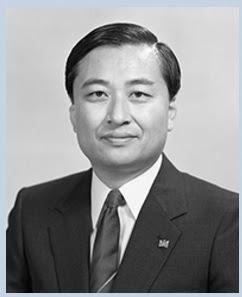 Presiden Canon Inc Keizo Yamaji