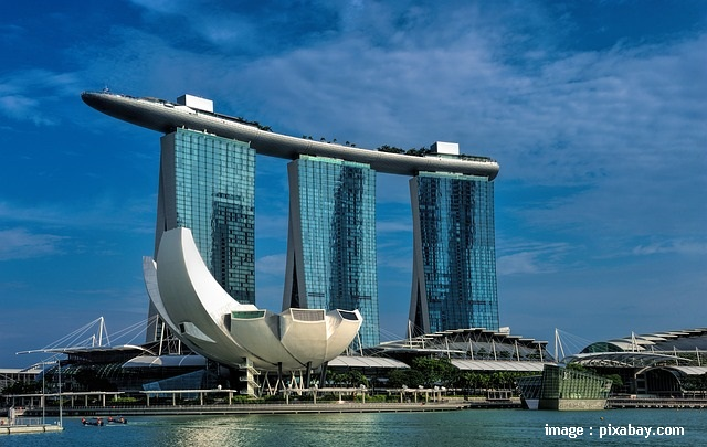 Marina Bay Singapore - Blog Mas Hendra