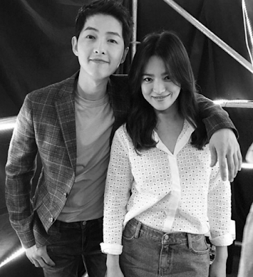 Song Joong Ki and Song Hye Kyo Are Getting Married