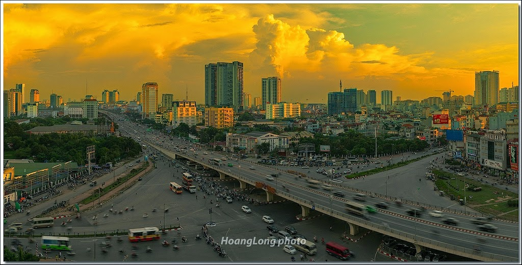 Ha Noi city 3