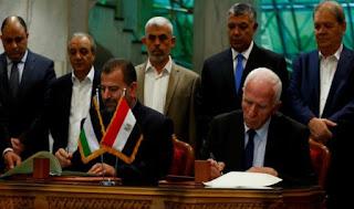 الدمج قبل التمكين.. هذه شروط حماس لتطبيق المصالحة وفق الورقة المصرية التفاصيل من هناا
