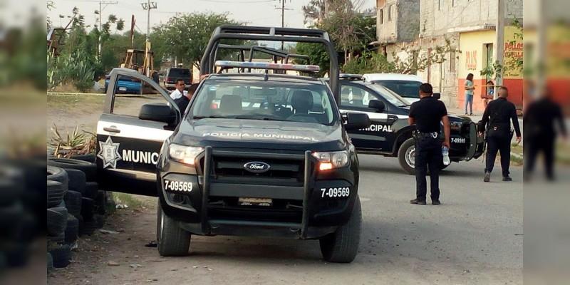 Van 13 policías ejecutados en lo que va del año en el Estado de Guanajuato