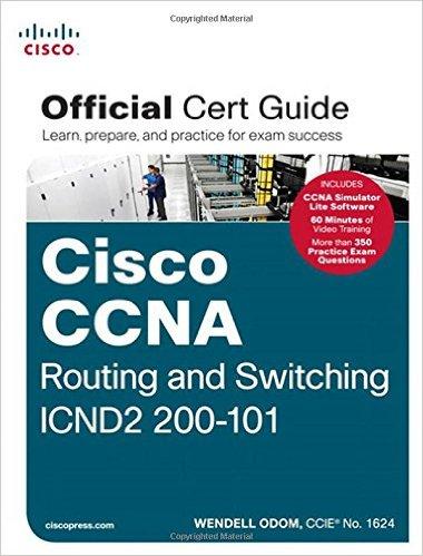 Curso Cisco ICND2 200-101: Guía oficial para la certificación