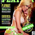 La Sesión De La Modelo Ana Braga Para 'Playboy' Venezuela. Foto 13