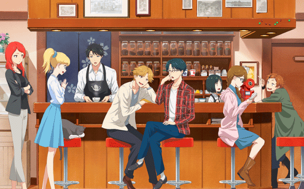 Tada-kun wa Koi wo Shinai - Anime Romance Happy Ending