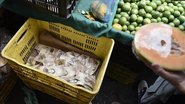 Inflación en Venezuela sería de 400.000% en 2018, alertan economistas