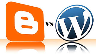 Blogger Atau Wordpress Dan Fiturnya, Mana Yang Lebih Unggul